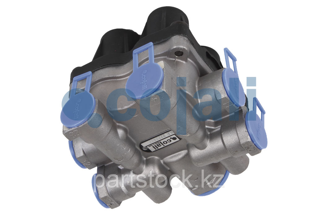 4-х контурный защитный клапан на / для VOLVO, ВОЛЬВО, FH 12, FH 16, FM 12, FM 9, COJALI 2222437