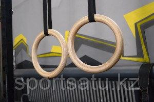 Кольца гимнастические профессиональные