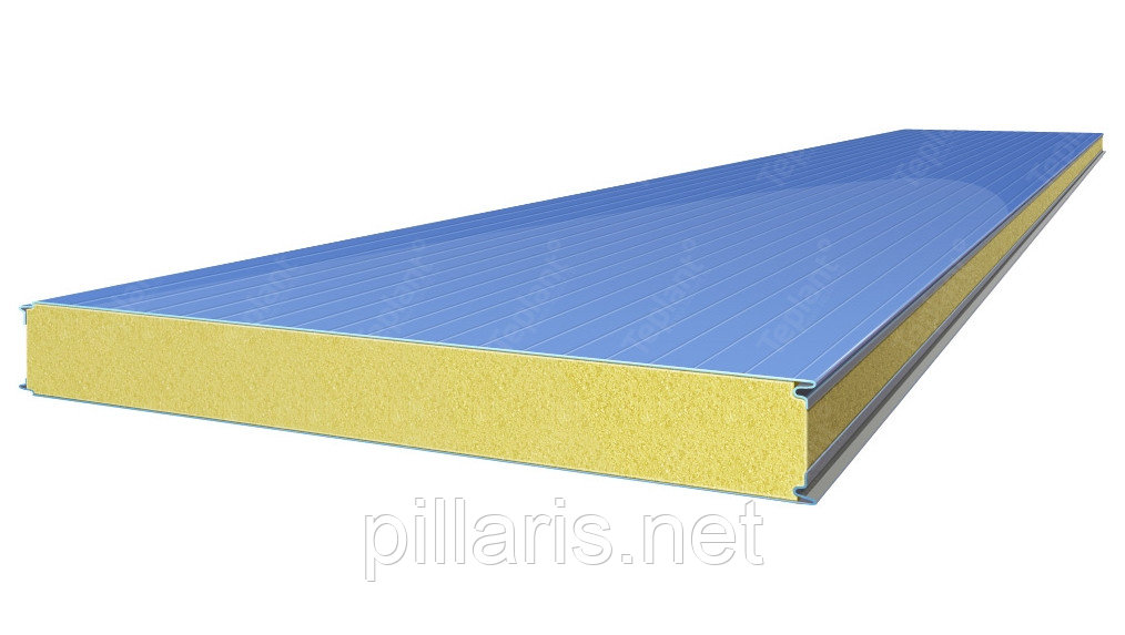Стеновые сэндвич-панели 150 мм