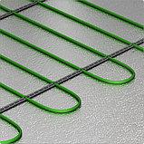 Одножильная нагревательная секция СНО-18-241 (зеленый) Теплый пол, фото 3