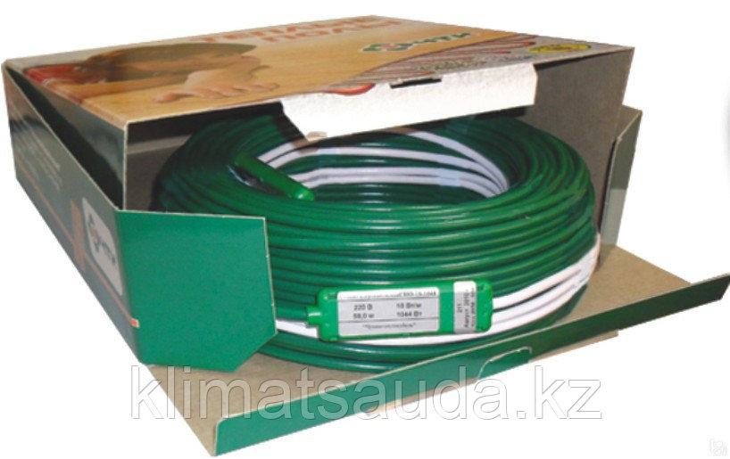 Одножильная нагревательная секция СНО-18-342 (зеленый) Теплый пол