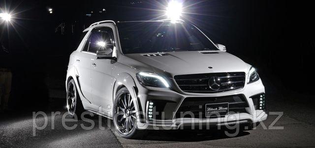 Обвес Wald Black Bison на Mercedes Ml W166