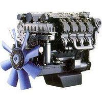 Дизельные двигатели Deutz (Гер...