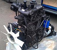 Двигатель дизельный ЗИЛ 130 ММЗ Д-245.12С-231М переоборудованый 12В двигатель МТЗ
