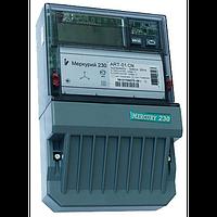 Меркурий 230 АRT-03 (M)СLN Счетчик электроэнергии трехфазный, активно/реактивный, многофункциональный