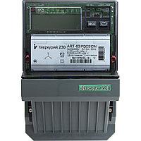 Меркурий 230 ART-02 PQRSIN Счетчик электроэнергии трехфазный,активно/реактивный