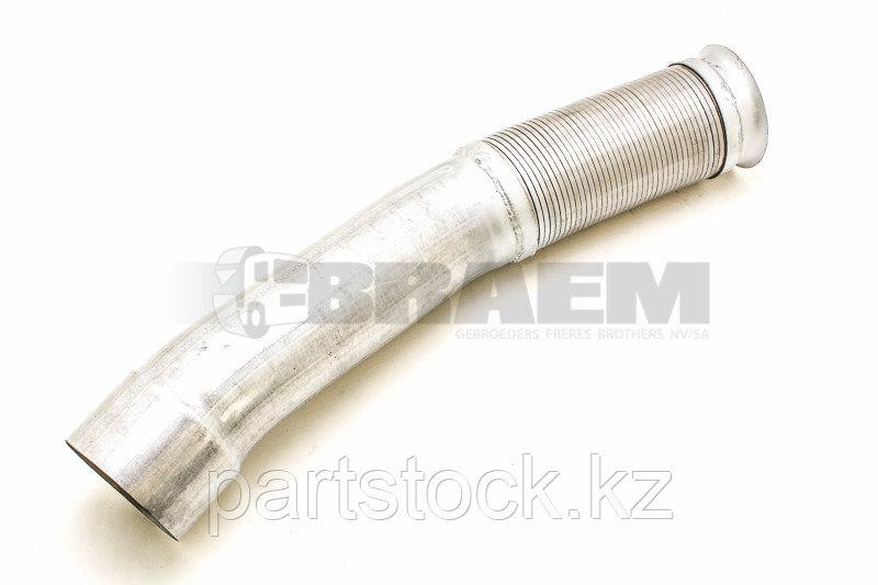 Труба приемная глушителя   на MERCEDES, МЕРСЕДЕС, DINEX 55463