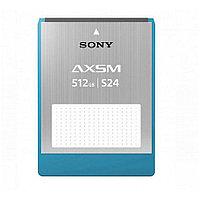 Sony AXS-512S24 карта памяти AXS емкостью 512 ГБ с гарантированной скоростью записи 2,4 Гбит/с