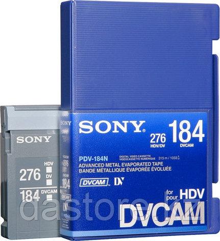 Sony PDV-184N3 кассета DVCAM/DV, 184 мин., фото 2