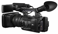 Sony PXW-Z100/E XAVC камкордер снимающий в 4K, матрица 1/2,33-дюйма типа Exmor R CMOS, фото 1