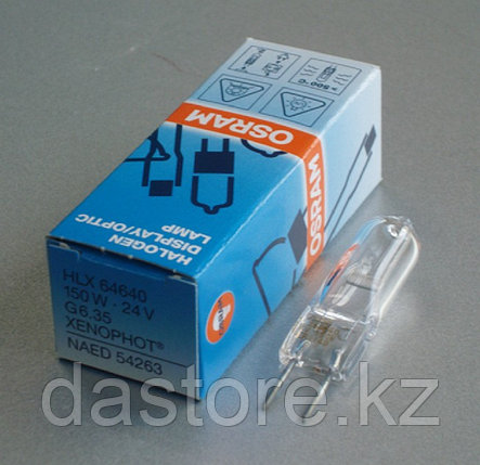 Osram 64640 dedolight dlh4 лампа, фото 2