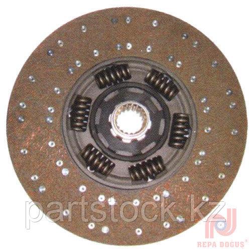 Диск сцепления 18 зуб 430 mm на / для MERCEDES, МЕРСЕДЕС, REPA 106 552