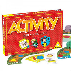 """Games Piatnik Настольная игра """"Активити"""" для малышей, Activity"""