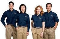 Униформа для персонала. Пошив.