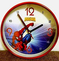 """Часы детские настенные """"Человек - паук"""", фото 1"""
