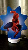 """Детский светильник - ночник """"Человек - паук"""", фото 1"""