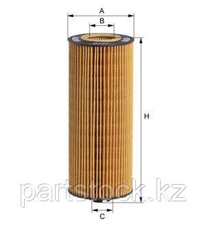 Фильтр масляный   на / для MERCEDES, МЕРСЕДЕС, HENGST E161H01 D28