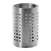 ОРДНИНГ Сушилка для кухонных принадлежностей, нержавеющ сталь