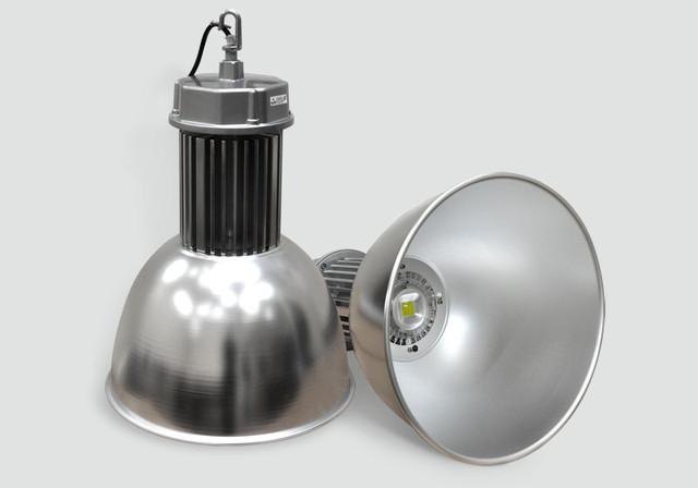 """Промышленные светильники типа """"Колокол"""""""