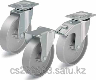 Жаростойкие - термостойкие колеса для тележек.