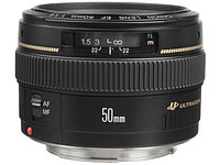 Canon EF 50mm f1.4 USM фикс объектив, фото 1