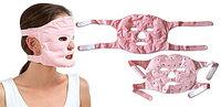 Турмалиновая массажная маска для лица: