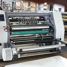 Оборудование для резки и перемотки рулонных материалов