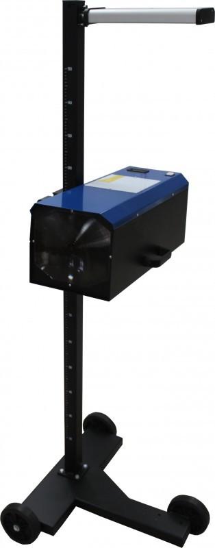 Установка проверки и регулировки светового потока фар, цифровой люксометр NORDBERG NTF2