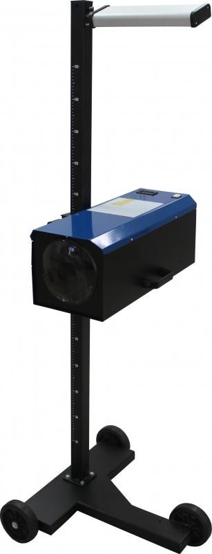 Установка проверки и регулировки светового потока фар автомобилей NORDBERG NTF3