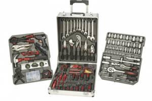 Наборы инструментов, чемоданы