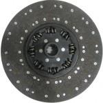 Диск сцепления 10 зуб 8 пружин 420 mm на / для MERCEDES, МЕРСЕДЕС, REPA 106 556