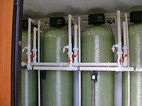 Блочная модульная станция очистки воды 5 - 150 м3/час