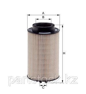 Фильтр топливный   на / для MAN, МАН, HENGST E422KP D98