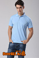 Рубашка поло с коротким рукавом, фото 1
