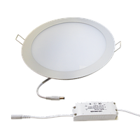 Офисный светодиодный светильник LLT RLP-eco 6 Вт