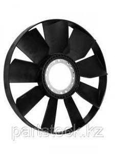 Крыльчатка вентилятора, 9 лопастей, 750 мм на MAN, МАН, POVERPLAST P2030