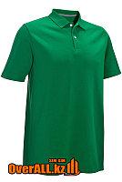 Зеленая футболка поло, фото 1
