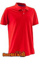 Красная футболка поло, фото 1