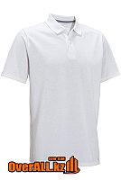 Белая футболка поло, фото 1
