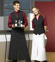 Пошив формы для официантов, поваров.