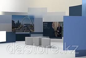 DaStore Products создание виртуальных 3D студий для Avid, Orad, Tricaster, Datavideo
