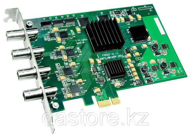 СофтЛаб Форвард ТА в комплектации: Плата ввода-вывода HD-SDI (FD422), 1 канал, ПО BasePack, TitlesPack, OnAirPack (автоматизация вещания), фото 2