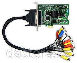 СофтЛаб Форвард ТА в комплектации: Плата ввода-вывода ANALOG (FD322), 2 канала, ПО BasePack, TitlesPack, OnAirPack (автоматизация вещания)