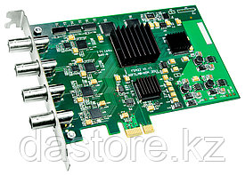 СофтЛаб Форвард ТП в комплектации: Плата ввода-вывода SD-SDI (FD422), 1 канал, ПО BasePack, TitlesPack, OnAirPack, PostPlayPack