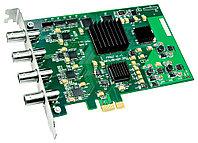 СофтЛаб Форвард ТП в комплектации: Плата ввода-вывода SD-SDI (FD422), 2 канала, ПО BasePack, TitlesPack, OnAirPack, PostPlayPack