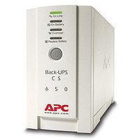 Источник бесперебойного питания APC Back-UPS 650, 230V