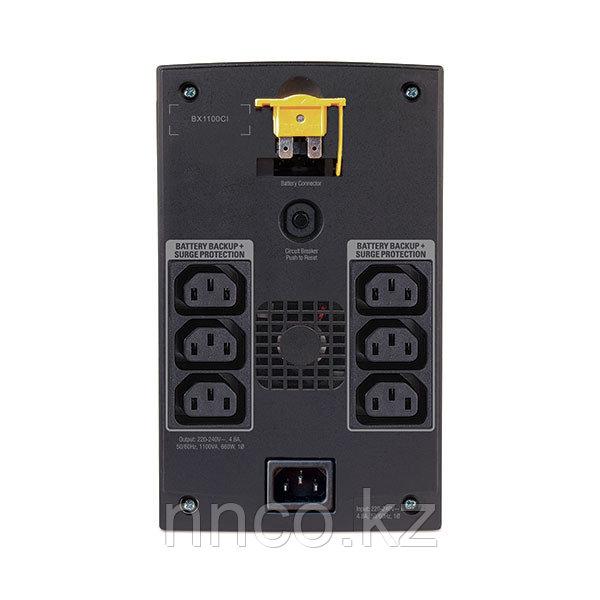 ИБП APC Back-UPS 1100VA 230V BX1100CI