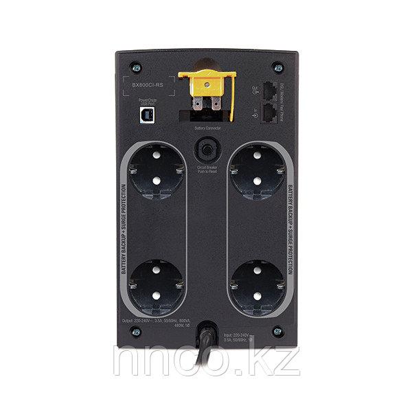 ИБП APC Back-UPS 800VA, 230V BX800CI-RS