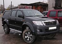 Расширители колесных арок для Toyota Hilux, фото 1