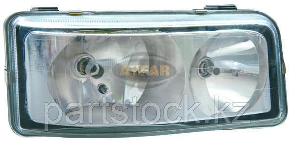 Фара основная (без электропривода) лев  на / для MAN, МАН, AYFAR 505549